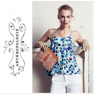 Anthropologie Zaballa Tank by Maeve